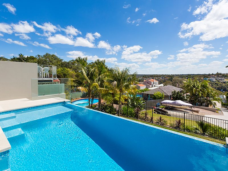 Willarong Rd, Caringbah Outdoor Pool | Corrion Prestige Developments