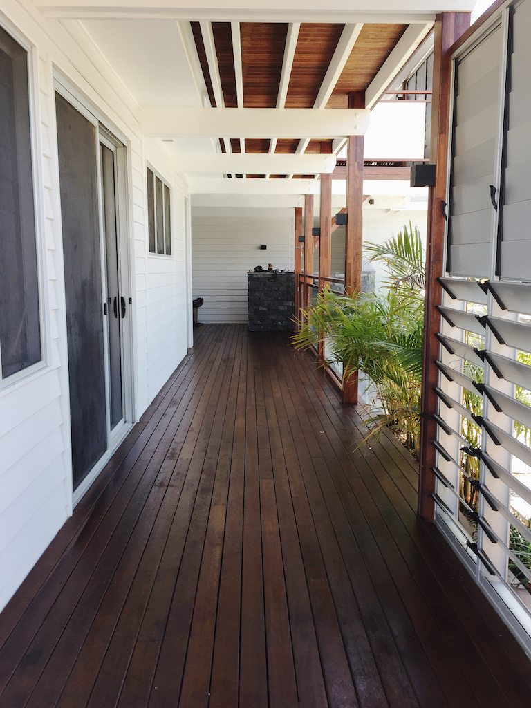 Lapwing St, Greenhills Beach Outdoor Deck | Corrion Prestige Developments