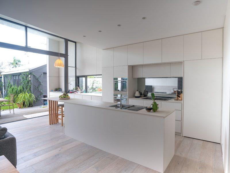 Lancaster Cresent, Kingsford Kitchen | Corrion Prestige Developments