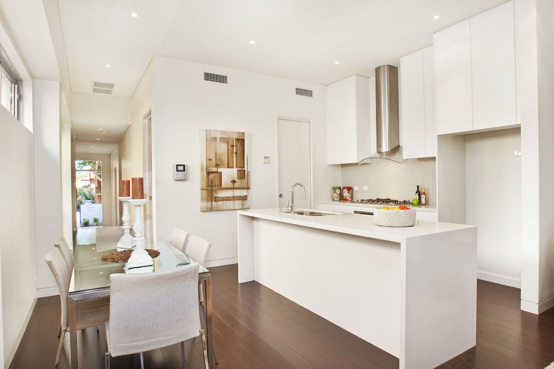 Figtree Ave, Randwick Kitchen | Corrion Prestige Developments