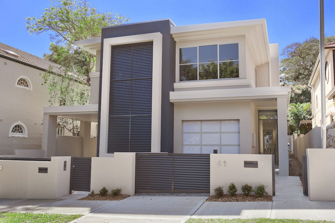 Figtree Ave, Randwick Exterior | Corrion Prestige Developments