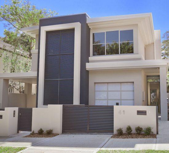 Figtree Ave, Randwick Exterior | Corrion Prestige Developments