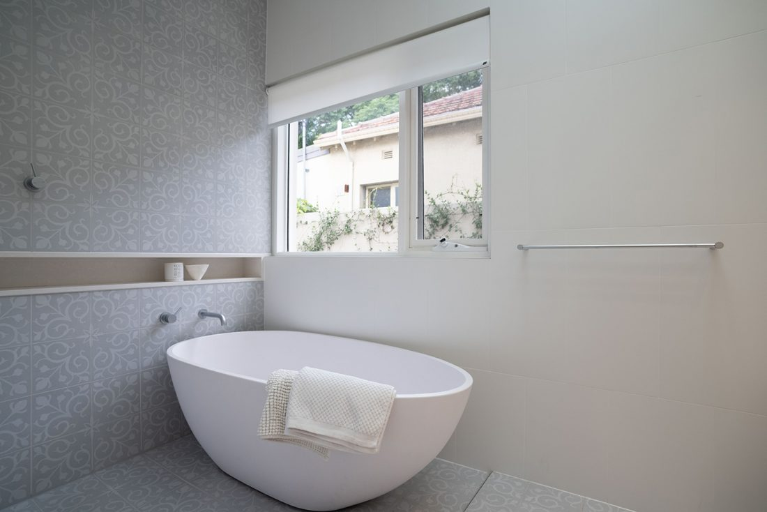 Lancaster Cresent, Kingsford Bathroom | Corrion Prestige Developments