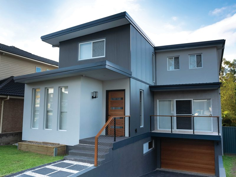 Warraba Street, Como Exterior | Corrion Prestige Developments