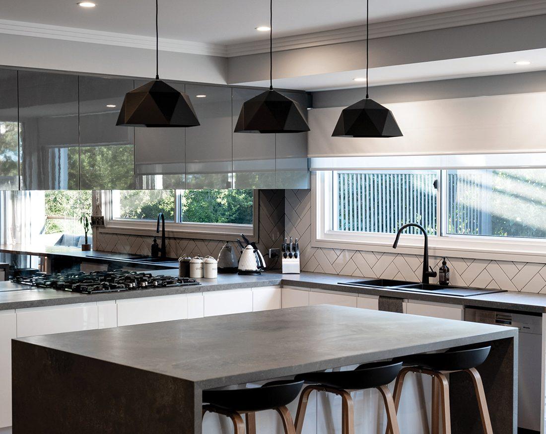 Warraba Street, Como Kitchen | Corrion Prestige Developments